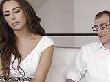TransSensual Chanel Santini Hot Makeup Sex with Boyfriend