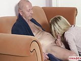 Older Guy Fucks Hottie