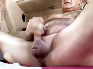 سکس گی Hot granpa solo hot gay (gay) handjob  gay solo (gay) daddy  bear  60 fps (gay)