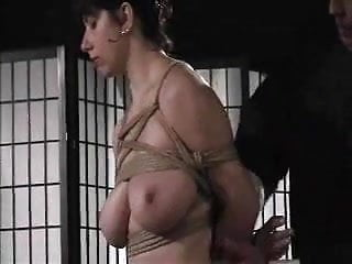 Japense rope bondage