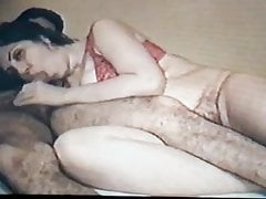 Divorced wife sucking your Iranian friend's cock