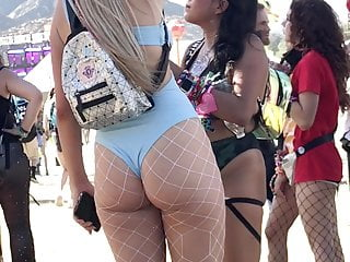 fishnet in girl blonde Really rave cute