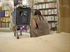 Upskirt at the Pharmacy