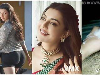 Kajal Agarwal Hot Ass masturbation