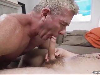 Dad becomes son 039 bareback bitch...