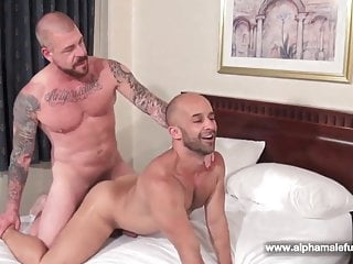 Rocco monster big cock fucking raw