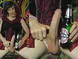 Big Dick Crossdresser Cum