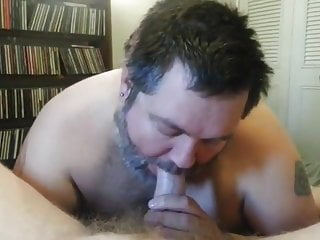 Daddy swallow...