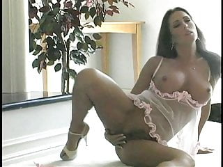 Nikki fritz naked in sexy lingerie...