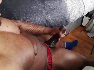 huge black cock