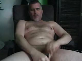 Smelly showing nips and cock...