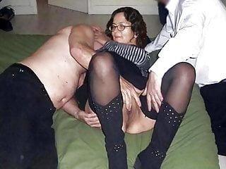 Slutwife Pelzmausi First Time Alone In Swingerclub