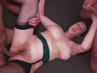 by Hairy holes boys fucked mom in 3 mature all