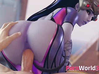 Overwatch widowmaker hot 3 collection...