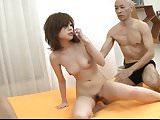Naked woman Mari Sasaki sucks and fucks in premium scenes