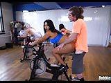 Latina Workout Booty