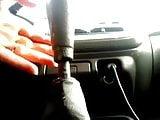 Anal fun in the car